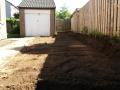 Excavation garden drive